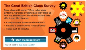 The Great British Class Survey