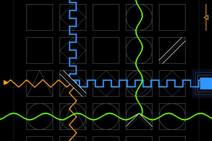 "Le hacking dans Touchtone : un ""simple"" puzzle game"