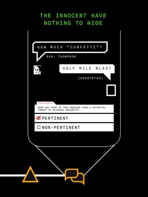 Oh mon Dieu ! Un jeu iOS avec un contenu un tantinet politique, mais que fait la police morale !